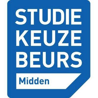 Leden promoten hun bedrijf op Studiekeuzebeurs Utrecht