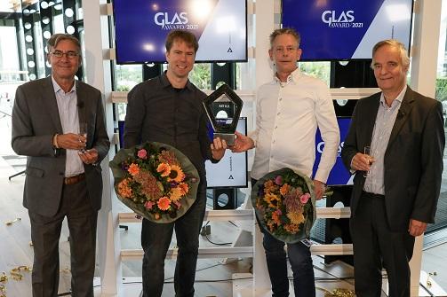 BOIJMANS DEPOT wint Glas Award 2021